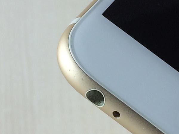 【中古】【安心保証】 SIMフリー iPhone6[16G] ゴールド