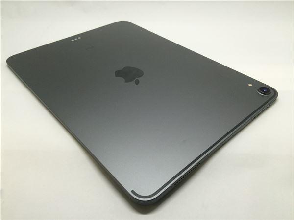 【中古】【安心保証】 iPadPro 3ー11[WiFi512G] グレイ