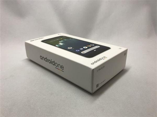 【中古】【安心保証】 SoftBank AndroidOne S5 クールシルバー
