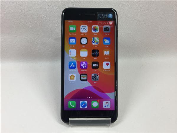 【中古】【安心保証】 SIMフリー iPhone7Plus[128G] ブラック
