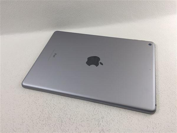 【中古】【安心保証】 9.7iPad 5[WiFi128G] グレイ
