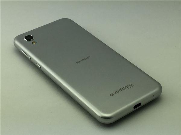 【中古】【安心保証】 Y!mobile AndroidOne S5 クールシルバー