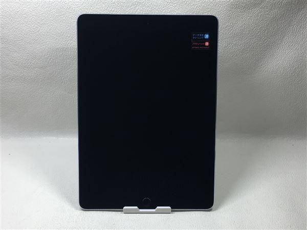 【中古】【安心保証】 SoftBank iPadPro 1ー9.7[セルラー128G] グレイ