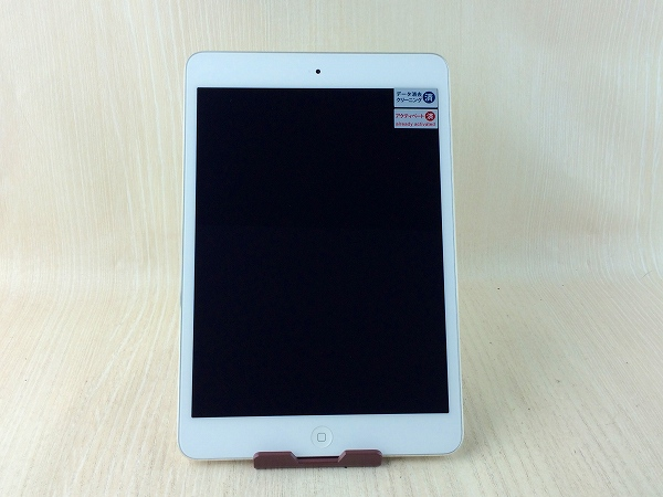 【中古】【安心保証】 iPadmini2[WiFi 16G] シルバー