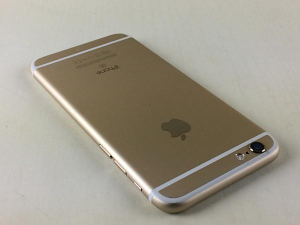 【中古】【安心保証】 SoftBank iPhone6s[128G] ゴールド