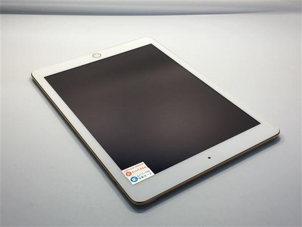 【中古】【安心保証】 9.7iPad_5[WiFi32G] ゴールド