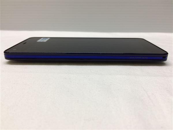 【中古】【安心保証】 Y!mobile Android One S2 ネイビー