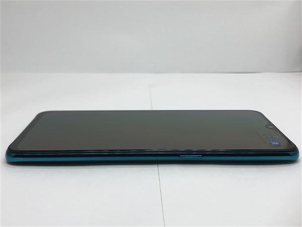 【中古】【安心保証】 SIMフリー Reno A[64G] ブルー