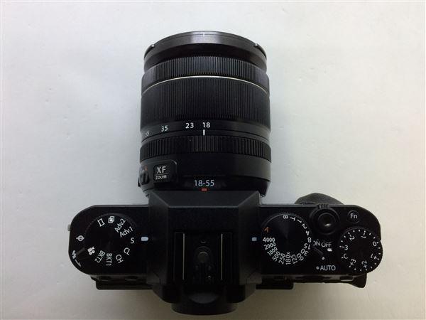 【中古】【安心保証】 ミラーレス>FUJIFILM X-T20 レンズキット[ブラック]