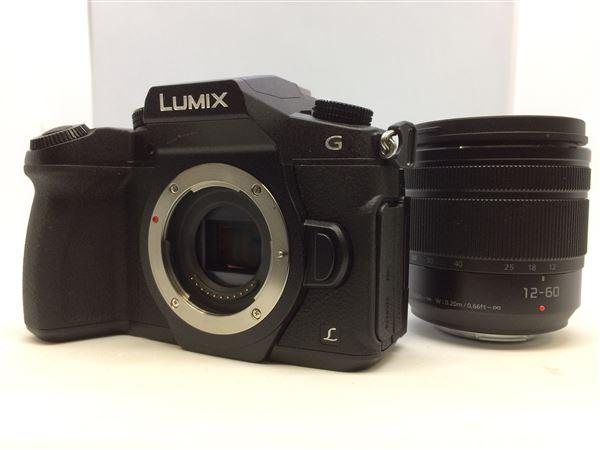 【中古】【安心保証】 ミレーレス>LUMIX DMC-G8M レンズキット