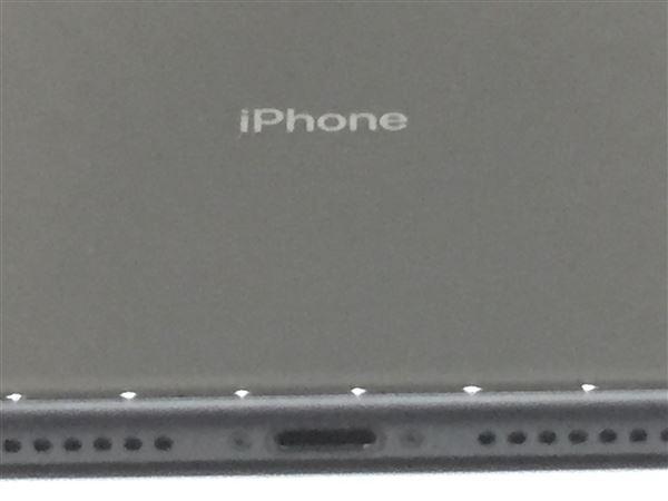 【中古】【安心保証】 au iPhone8Plus[64G] スペースグレイ