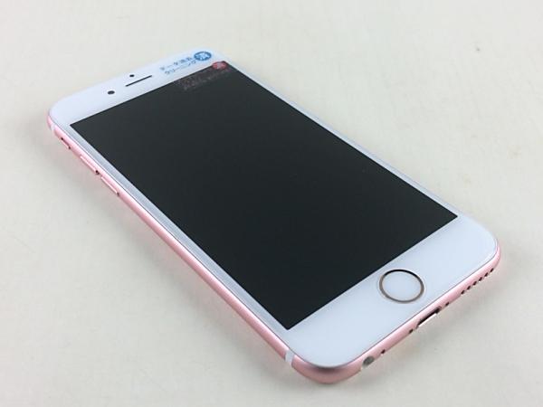 【中古】【安心保証】 SoftBank iPhone6s 32GB ローズゴールド