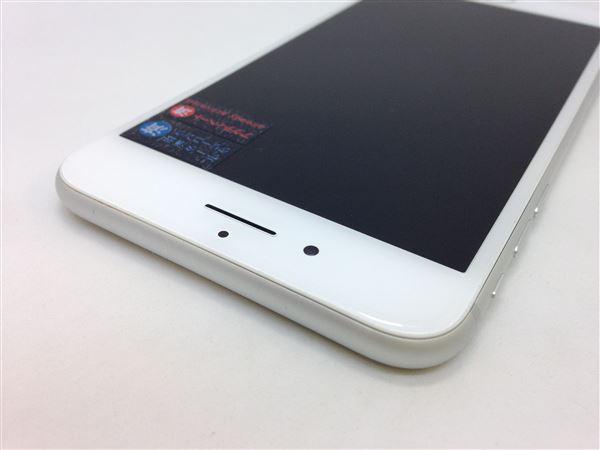 【中古】【安心保証】 au iPhone8Plus[64G] シルバー