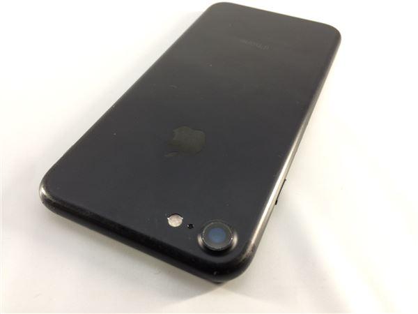 【中古】【安心保証】 SoftBank iPhone7 32GB ブラック SIMロック解除済