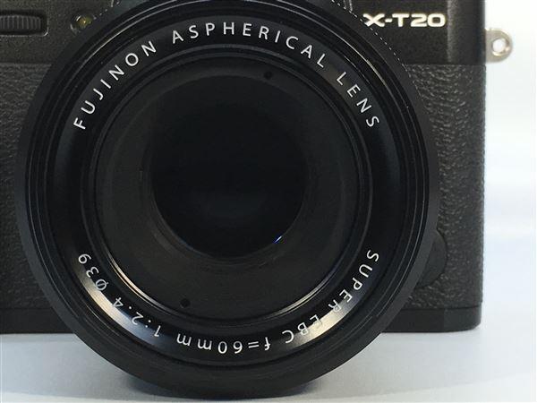 【中古】【安心保証】 FUJIFILM ミラーレスデジタルカメラ FUJIFILM X-T20 レンズキット