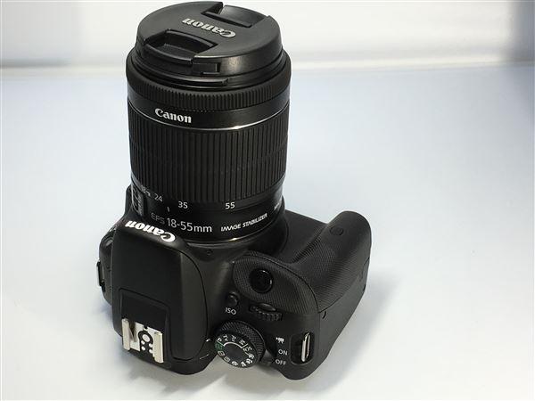 【中古】【安心保証】 CANON 一眼レフデジタルカメラ EOS Kiss X7 ダブルズームキット