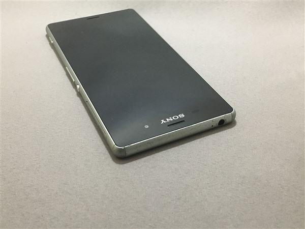 【中古】【安心保証】 SoftBank Mobile Xperia Z3 401SO