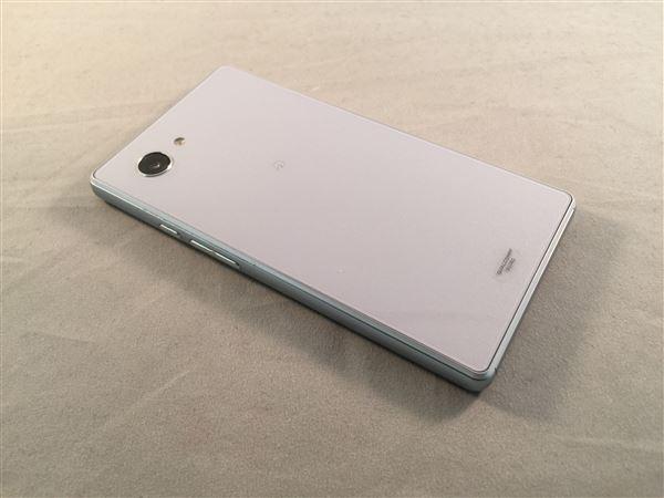 【中古】【安心保証】 SoftBank AQUOS Xx2 mini 503SH ホワイト