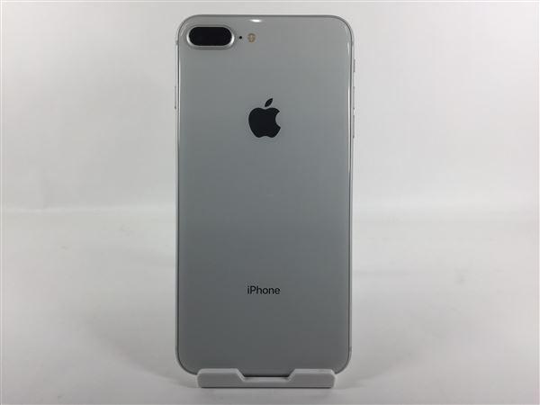 【中古】【安心保証】 docomo iPhone8Plus[256G] シルバー