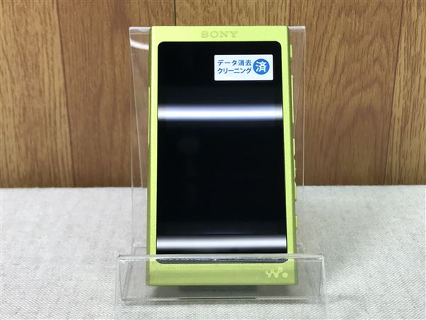 【中古】【安心保証】 A30シリーズ[32GB](ライムイエロー)NW-A36HN