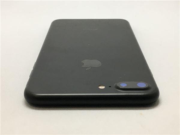 【中古】【安心保証】 au iPhone7Plus[128G] ブラック