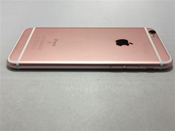 【中古】【安心保証】 SIMフリー iPhone6s[64G] ローズゴールド