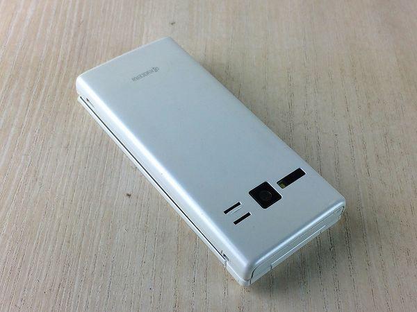 【中古】【安心保証】 Y!mobile DIGNO ケータイ 702KC ホワイト
