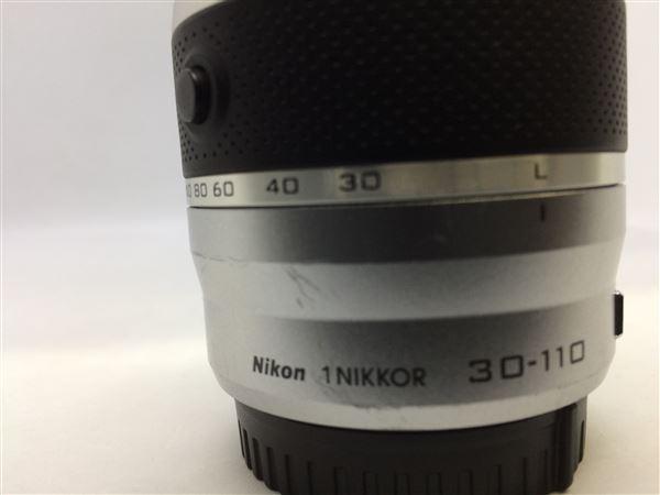 【中古】【安心保証】 ミラーレス>Nikon 1 J5 レンズキット[シルバー]