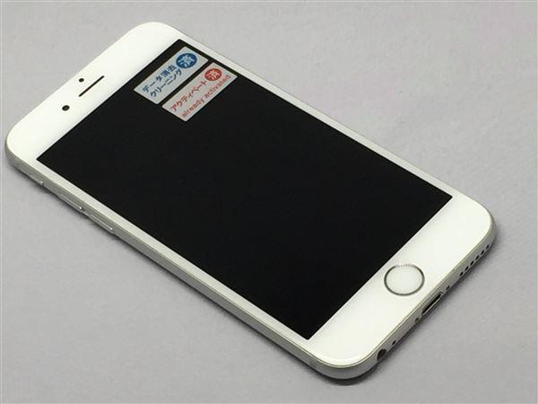 【中古】【安心保証】 SIMフリー iPhone6s[32G] シルバー