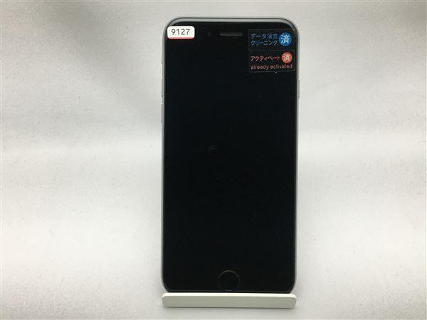 【中古】【安心保証】 docomo iPhone6s[64G] スペースグレイ SIMロック解除済