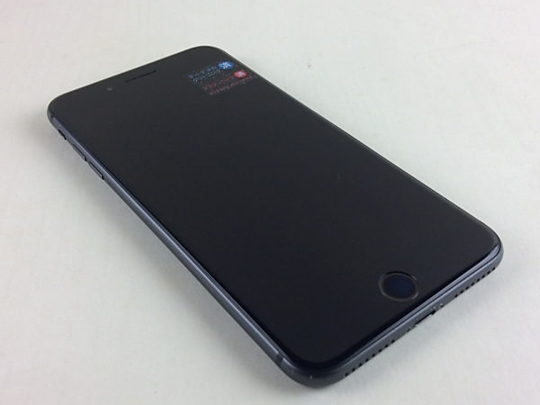 【中古】【安心保証】 docomo iPhone8Plus[256G] スペースグレイ
