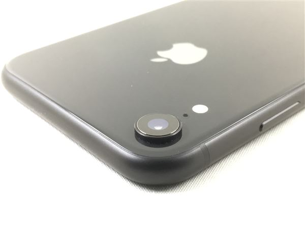 【中古】【安心保証】 docomo iPhoneXR[64GB] ブラック