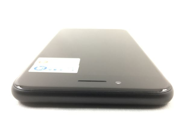 【中古】【安心保証】 docomo iPhone7[32G] ブラック SIMロック解除済