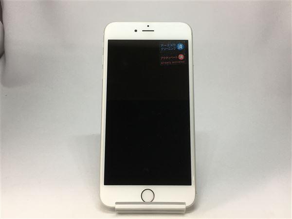 【中古】【安心保証】 docomo iPhone6sPlus[64G] シルバー