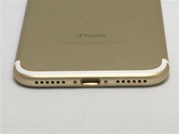 【中古】【安心保証】 docomo iPhone7[32G] ゴールド SIMロック解除済