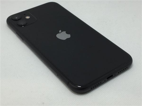 【中古】【安心保証】 SIMフリー iPhone11[256G] ブラック