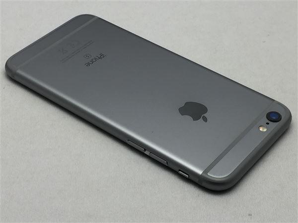 【中古】【安心保証】 SoftBank iPhone6s[32G] スペースグレイ SIMロック解除済