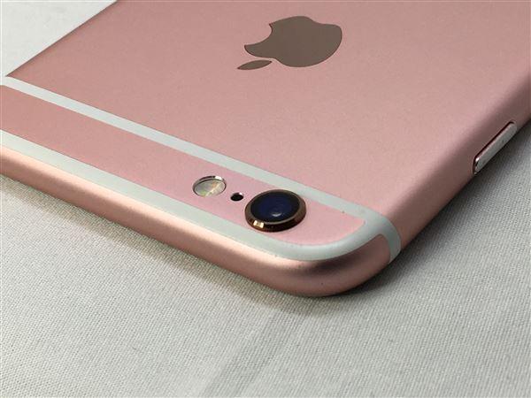 【中古】【安心保証】 SoftBank iPhone6s[64G] ローズゴールド SIMロック解除済
