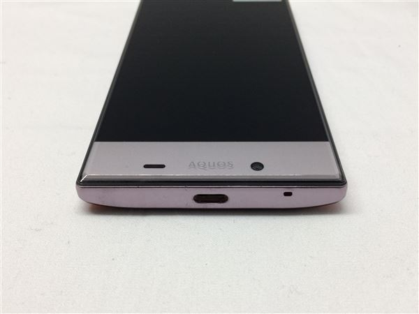 【中古】【安心保証】 Y!mobile 403SH ピンク