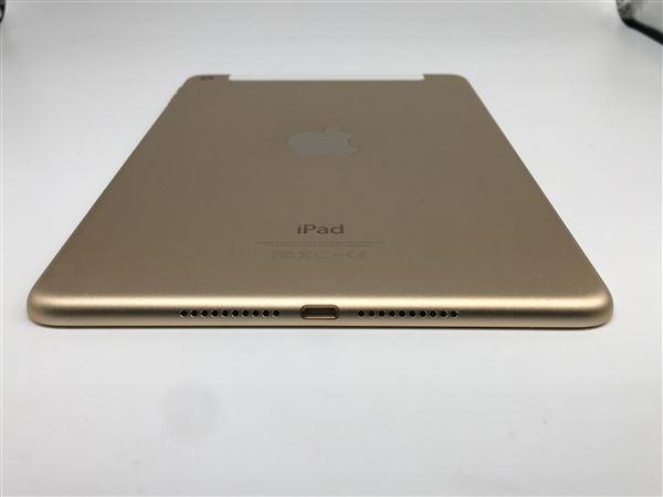 【中古】【安心保証】 docomo iPadmini4[セルラー16G] ゴールド
