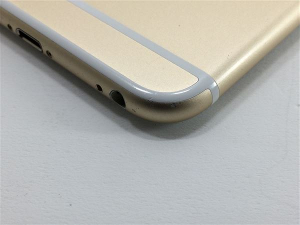 【中古】【安心保証】 docomo iPhone6Plus[64G] ゴールド