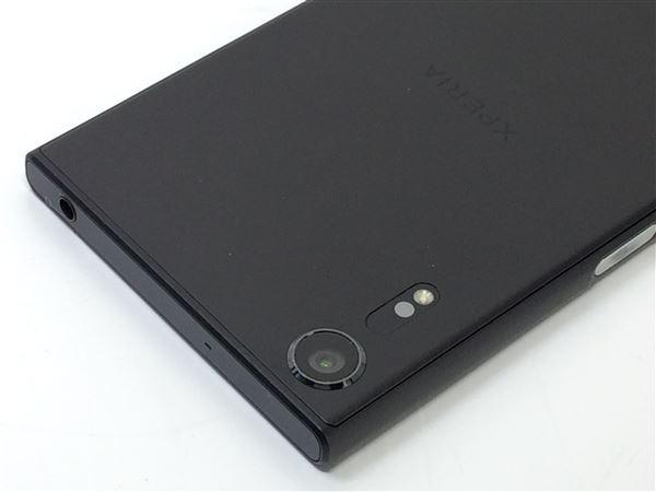【中古】【安心保証】 SoftBank 602SO ブラック