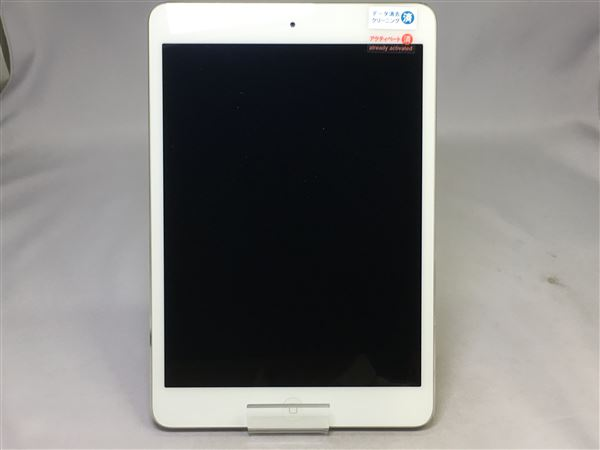 【中古】【安心保証】 iPadmini1[WiFi 64G] ホワイト