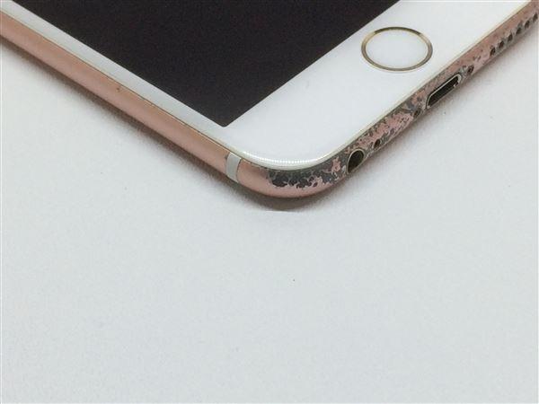 【中古】【安心保証】 SoftBank iPhone6s[16G] ローズゴールド