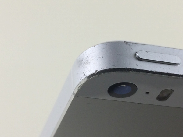 【中古】【安心保証】 docomo iPhone5s[32G] シルバー