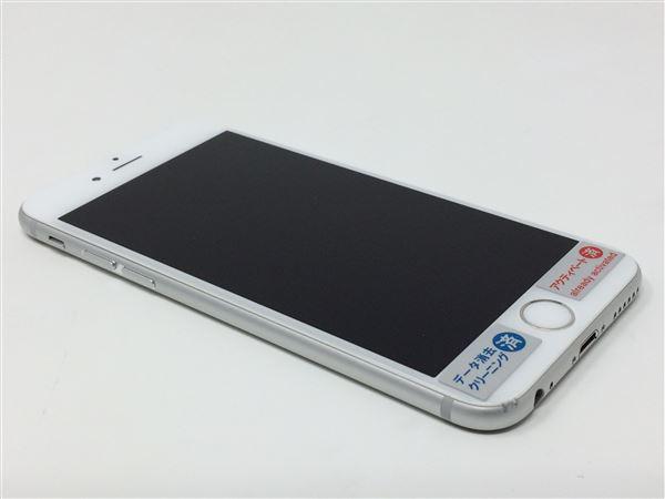 【中古】【安心保証】 SoftBank iPhone6s[16G] シルバー SIMロック解除済