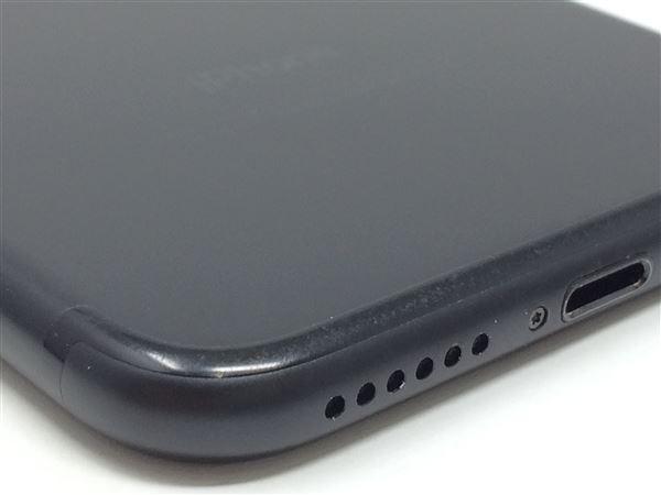 【中古】【安心保証】 docomo iPhone7[32G] ブラック