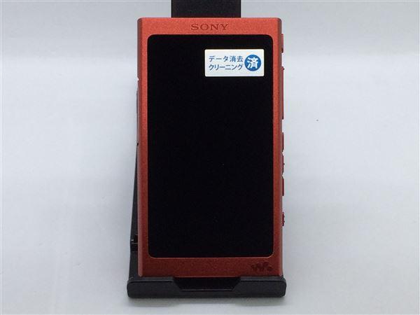 【中古】【安心保証】 A30シリーズ[16GB](シナバーレッド)NW-A35HN