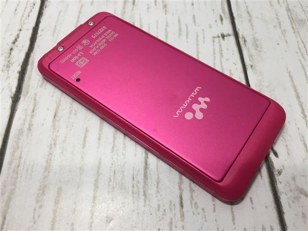 【中古】【安心保証】 S10シリーズ[4GB](ビビットピンク)NW-S13K