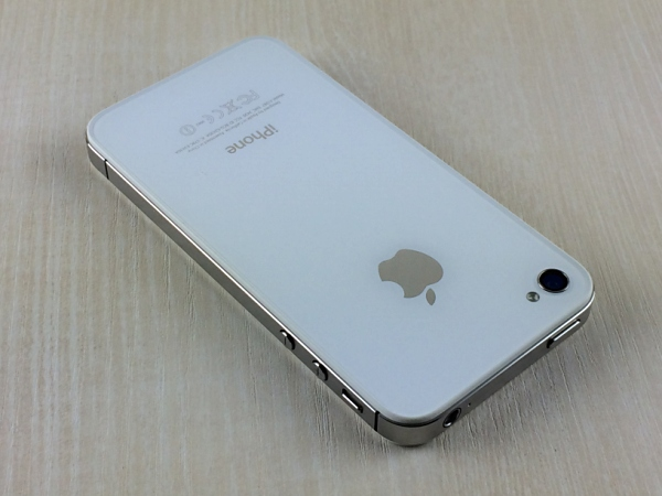 【中古】【安心保証】 SoftBank iPhone4S[16G] ホワイト